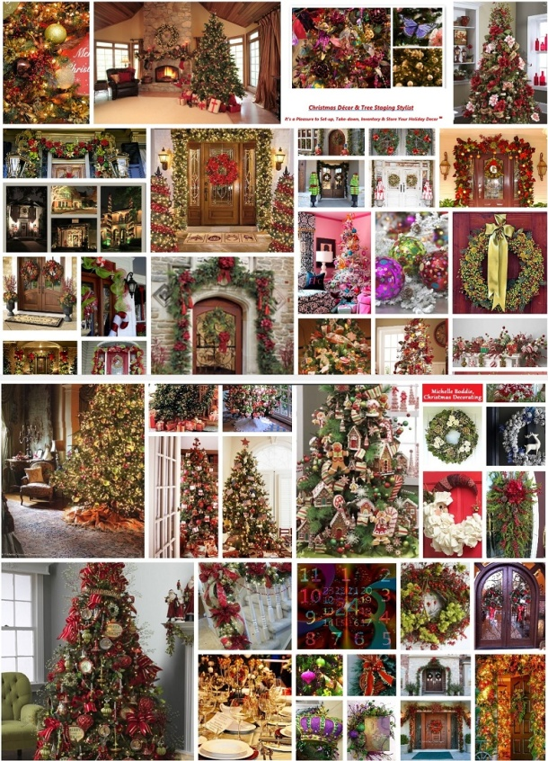 Christmas Ambiance & Blissful Décor, All Year by Michelle Boddie