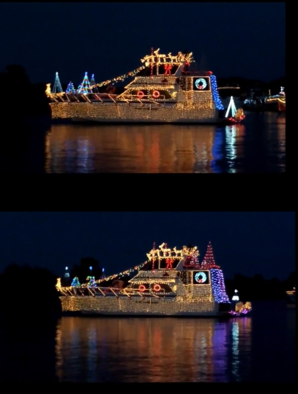 Orillia's Christmas in June Boating Event