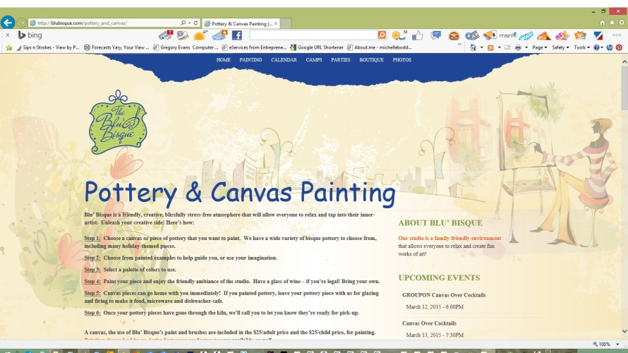 page-painting-text-copy-links-updated-by-michelle-boddie-website-designer-editor-a