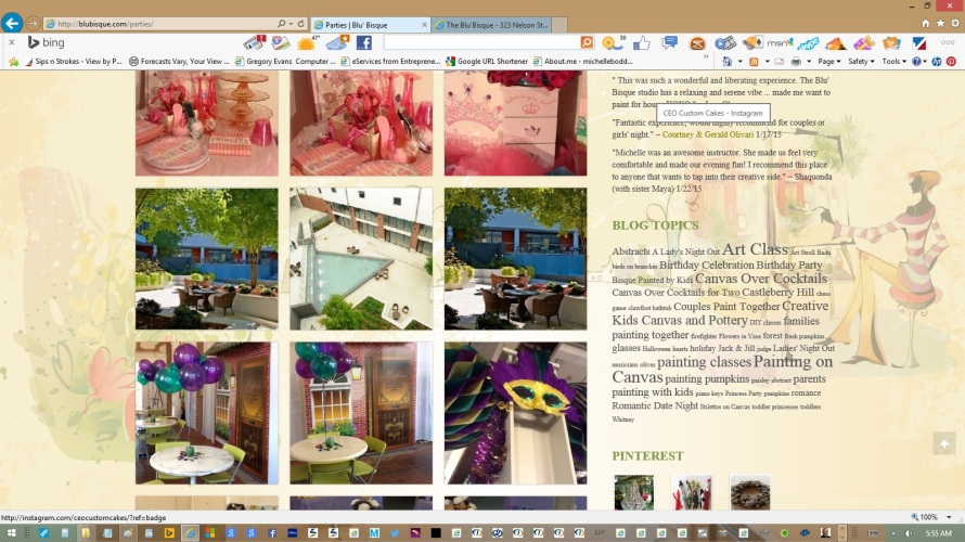 page-parties-text-copy-images-links-created-updated-by-michelle-boddie-website-designer-editor-d