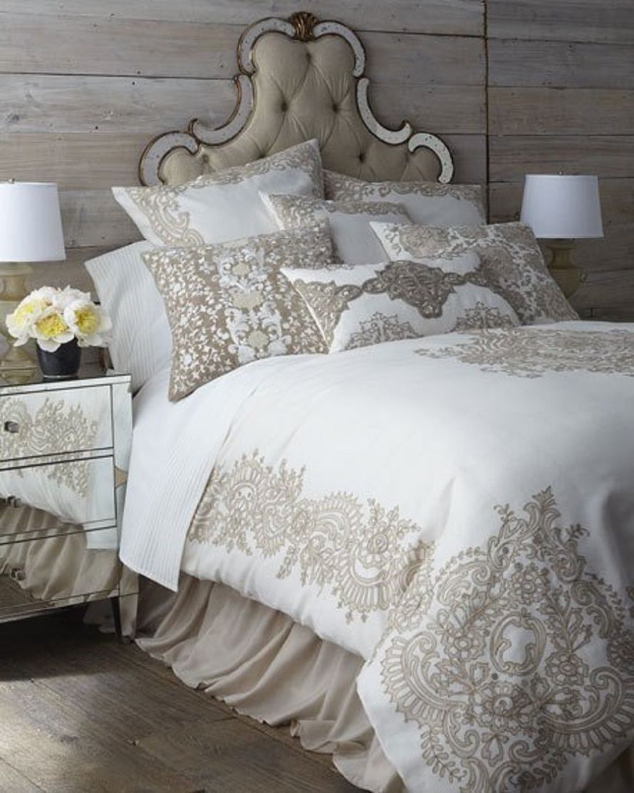 King Avalon Duvet from Horchow