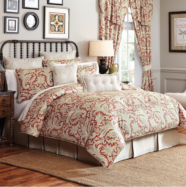 Croscill Leela Bedding Collection at Macy's