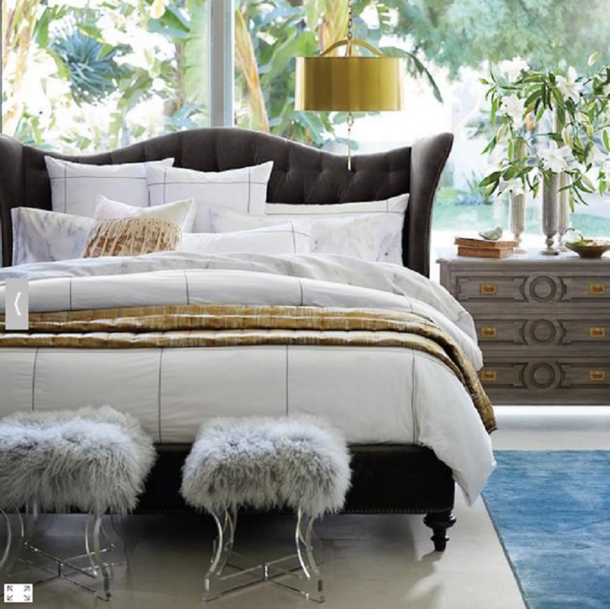 Statuario Bedding Collection from Frontgate