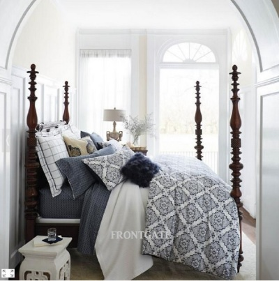 Wilshire Bedding Collection, Frontgate