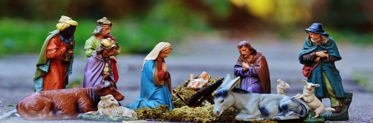 Nativity of Christ Jesus, John 3:16-17 KJV