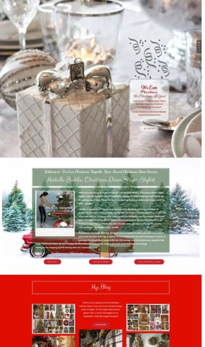 It's Ever Christmas Year-Round Christmas Decor Service with Michelle Boddie